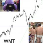 Years of WalMart Success