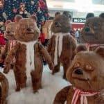 Release the Creepy Santa Bears.......