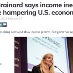Brainard Bubble