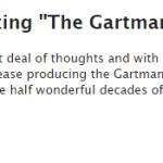 Gartman: the final fade